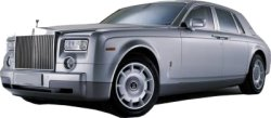 Hire a Rolls Royce Phantom or Bentley Arnage from Cars for Stars (Walsall) for your wedding or civil ceremony