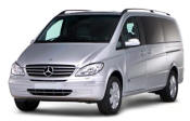 Chauffeur driven Mercedes Viano people carrier - Up to 7 passengers in comfort, from Cars for Stars (Walsall)